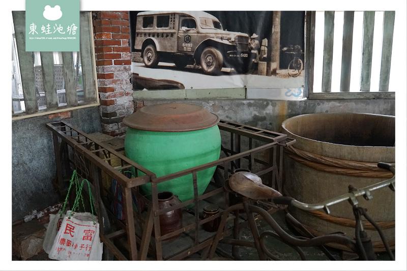 【彰化社頭伴手禮推薦】乾式純釀百年老店 新和春醬油漬物工廠