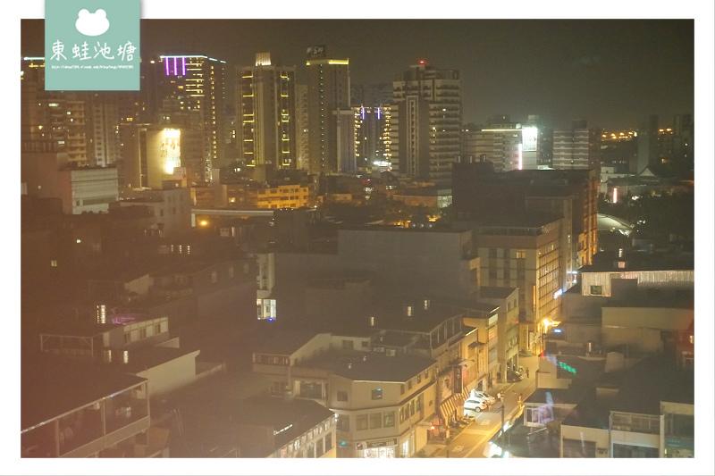 nEO_IMG【中壢景觀餐廳推薦】中壢市區11樓高空夜景 Want 音閱咖啡DSC05231