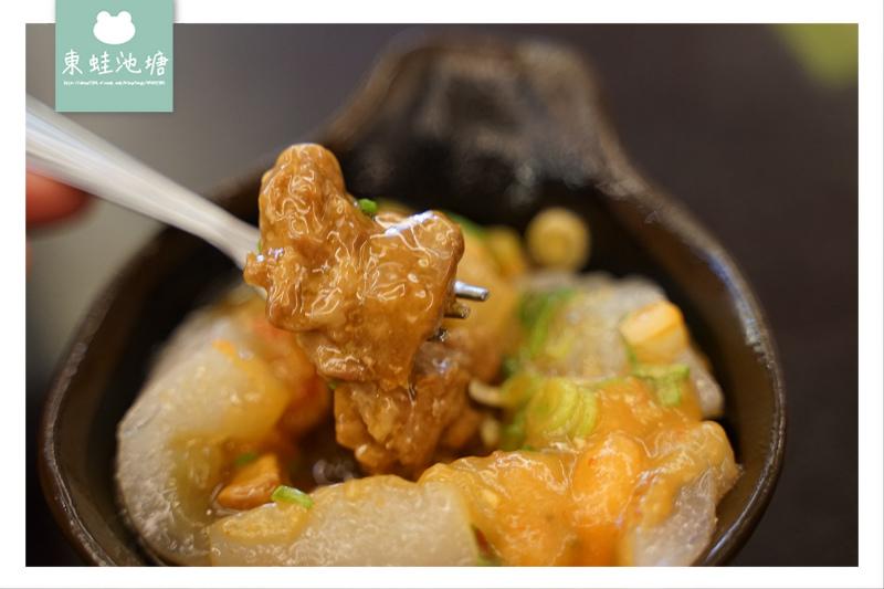 【苗栗市區小吃推薦】創立於1949年 下午茶肉圓餛飩來一套 江技舊記餛飩店