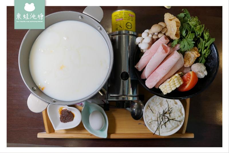 【嘉義梅山早午餐推薦】自家農場南瓜牛奶鍋 絕美紫藤花用餐區 瑞里小公主咖啡
