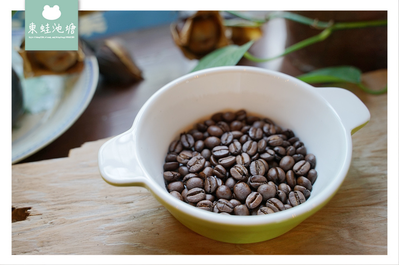 【嘉義梅山手作DIY體驗行程推薦】咖啡烘焙DIY體驗 咖啡園生態導覽 琥珀社咖啡莊園