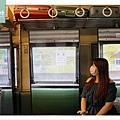 【台北北投免費景點推薦】免費溫泉手湯 台鐵普通車廂拍照區 新北投車站
