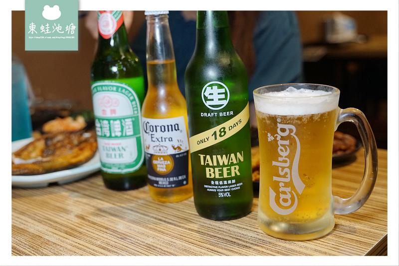 【台北居酒屋吃到飽推薦】串燒炸物海鮮無限量供應 調酒啤酒加價喝到飽 串燒殿
