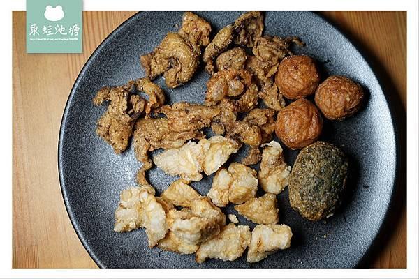 【台中西區雞排推薦】台中問事鹹酥雞 脫油清爽不油膩 熊掌香雞排