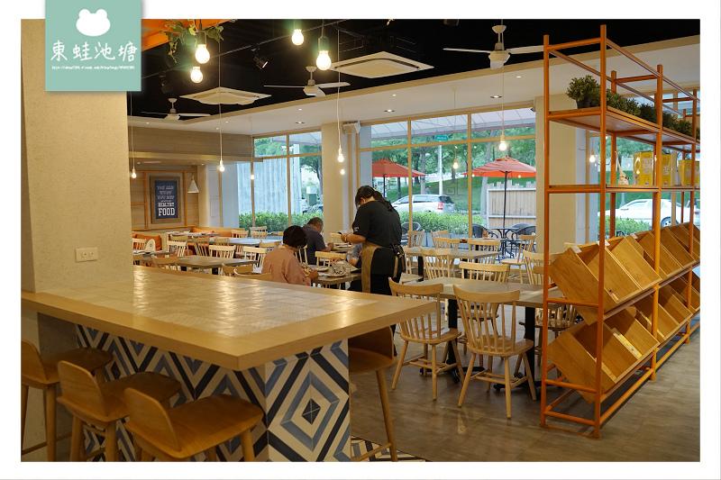 【台中北屯素食推薦】台中蔬食新體驗 美味義式料理 布佬廚房台中新都店