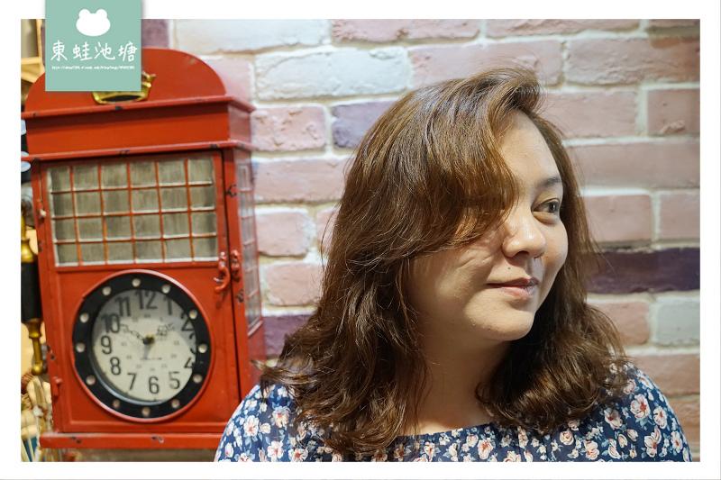 【中壢美髮推薦】完全預約制一對一服務 講師級客製化燙髮 Chloe克蘿伊 你的專屬髮型設計師