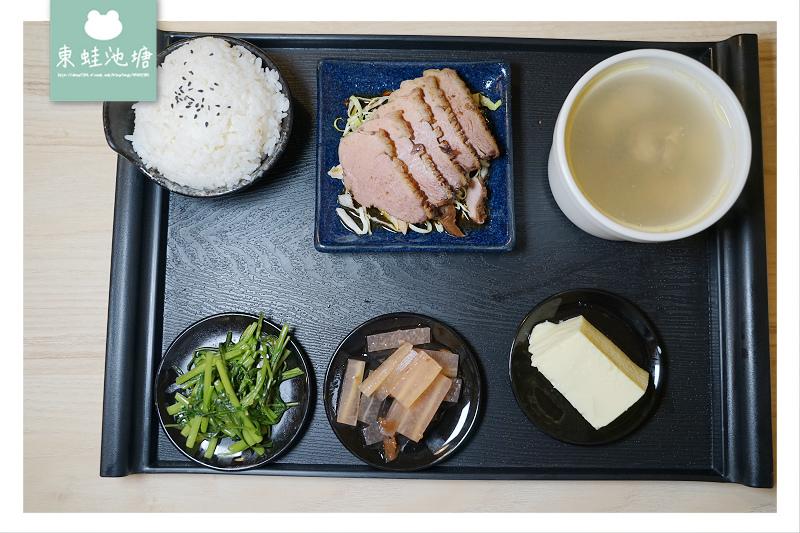 【宜蘭羅東美食推薦】文青風定食店 在地食材超高CP值 萬味細嚐