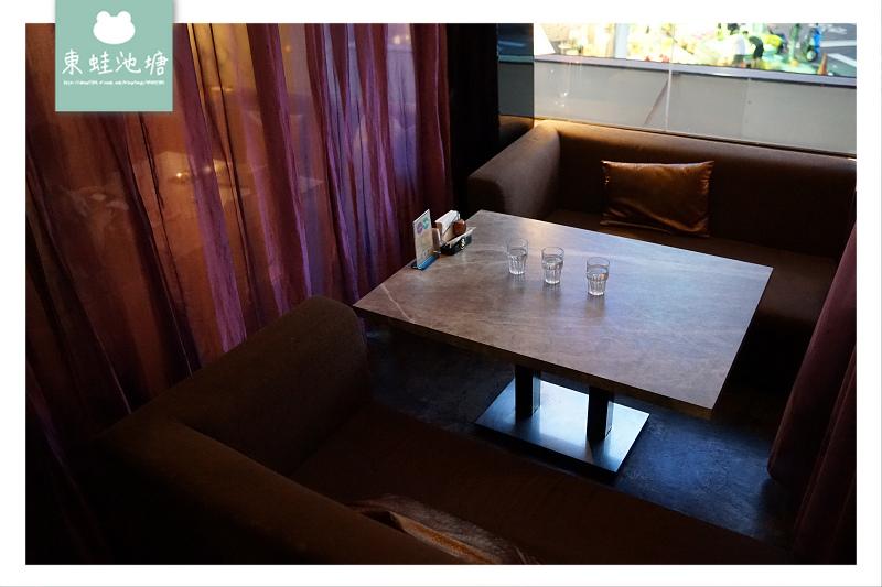 【中壢聚餐餐廳推薦】中壢不限時餐廳 包廂式用餐區 古月新城複合式餐廳