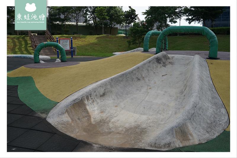 【林口親子公園】滯洪池變身親子公園 宗北公園