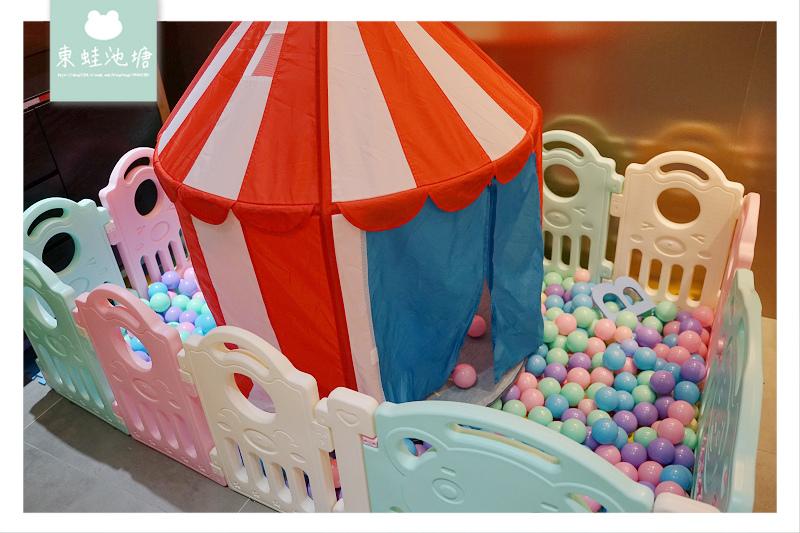 【台北大直汽車旅館推薦】熊樂園粉紅泡泡房 休息980元起 莎多堡奇幻旅館