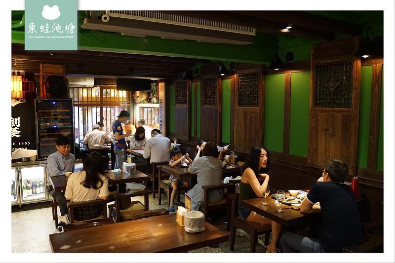 【台北大安居酒屋推薦】六張犁深夜食堂 私密包廂無國界料理 KABU和Bistro 喀佈貍大眾居酒屋