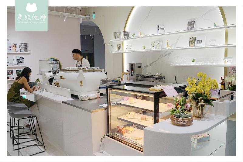【台北植物園下午茶推薦】全台唯一模特店員咖啡廳 超帥絕美凱渥名模 Très Bon Café 好伴 CAFÉ