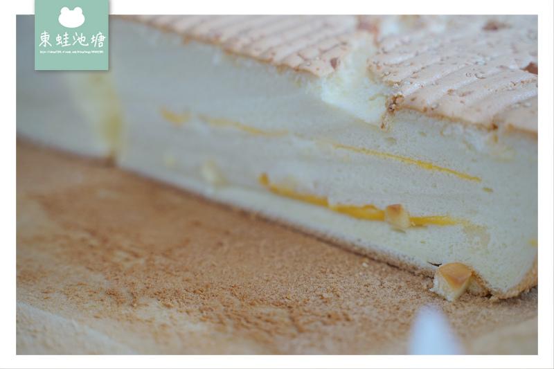 【台中古早味蛋糕推薦】逢甲大學商圈 每天現烤出爐 家傳山益蛋糕-朝藝私房蛋糕