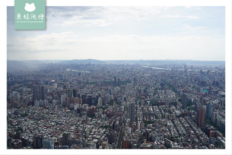 【台北必去景點推薦】台北101觀景台 382公尺高空美景 下午三點前只要150元