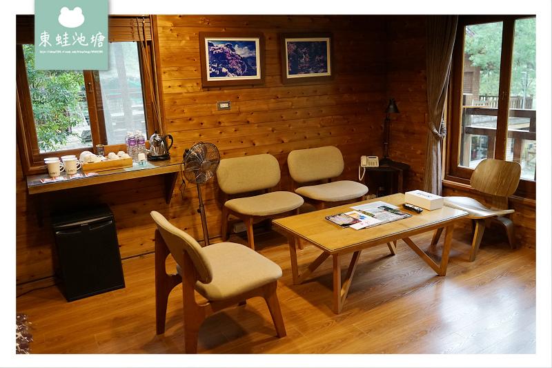 【八仙山住宿推薦】中部唯一五星級最新森林渡假木屋 Basian Villas 台中商旅八仙山莊