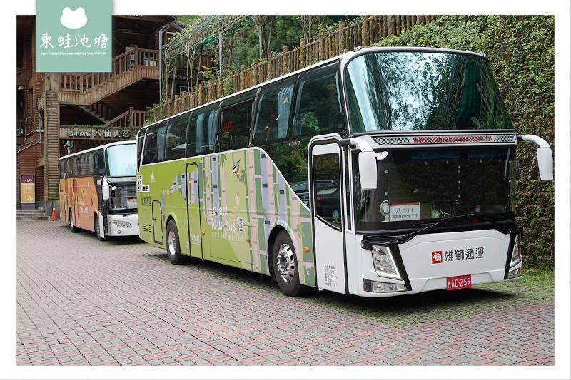 【幸福森在其中 森林巴士天天出發】八仙山/大雪山國家森林遊樂區 雄獅安心旅遊心得介紹