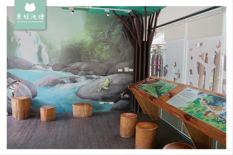 【新北烏來景點推薦】全台最高負離子含量 內洞國家森林遊樂區