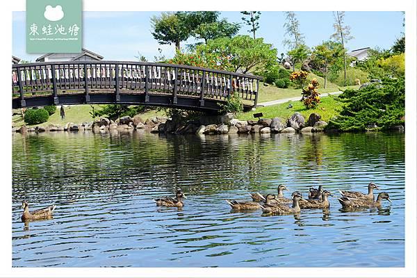 【宜蘭五結景點推薦】綠舞日式主題園區 遊湖體驗/奇幻森林/彩繪DIY心得分享