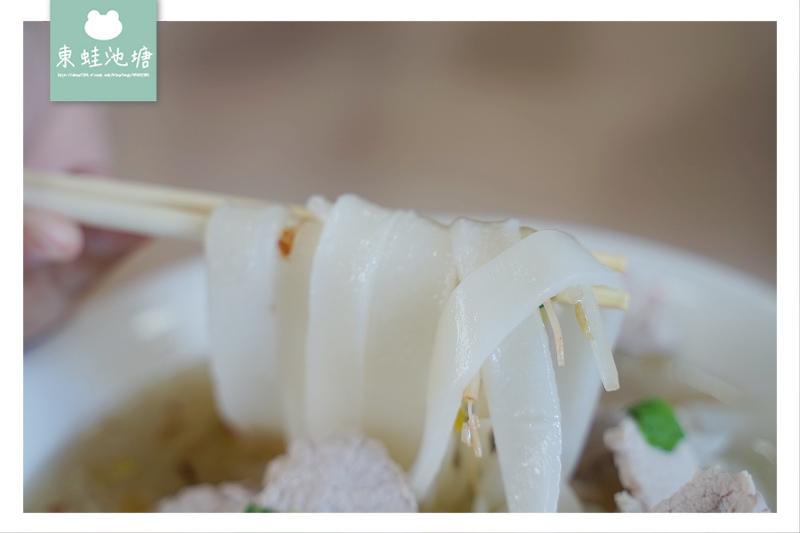 【苗栗三義早餐推薦】30年在地老店 公有市場名攤名產獎 目鏡麵食