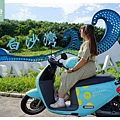 【共享電動機車心得分享】GoShare DOTS 暢遊北海岸風景區 百元優惠碼立即送