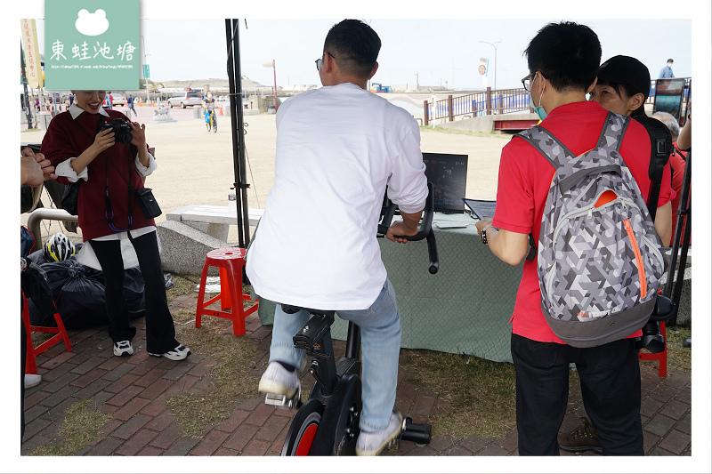【苗栗行程景點推薦】2020苗栗騎士節 龍鳳漁港綠光海風自行車道
