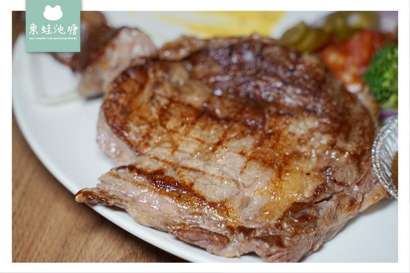 【新莊輔大牛排推薦】超高CP值 大份量牛排 摩亞超越原味炭烤牛排