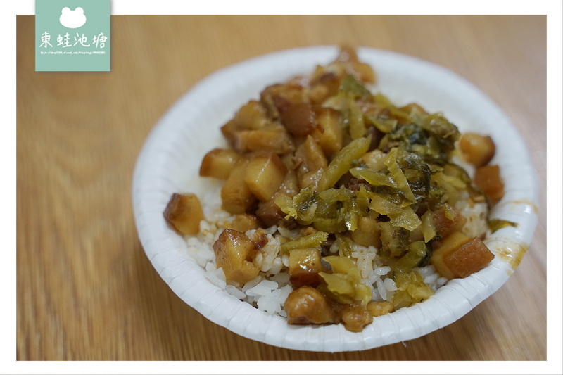 【三重宵夜推薦】美味軟嫩排骨飯 麗莉滷肉飯