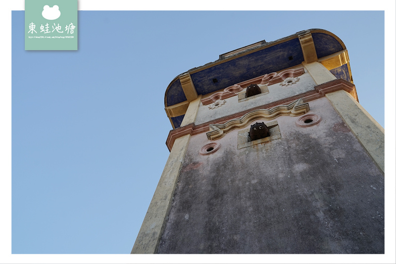 【金門金城免費景點推薦】建於1931年 金門必訪銃樓 得月樓