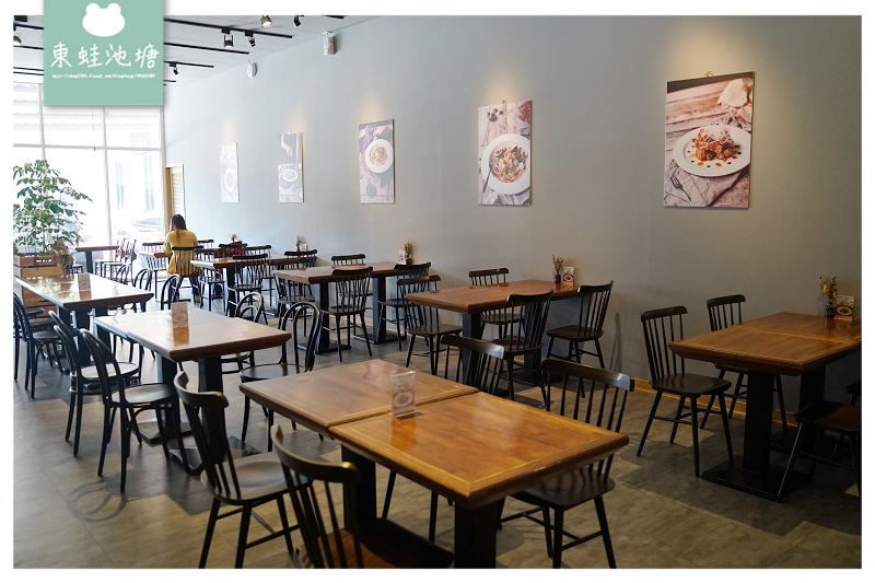 【竹北義大利麵推薦】獨門自製醬汁 舒適用餐環境 Moment Restaurant 慕門義式餐廳