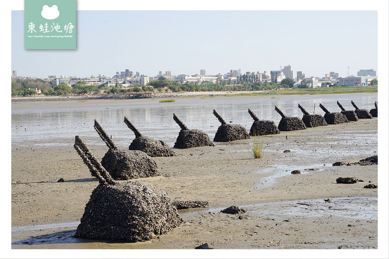 【金門必去景點推薦】金門版摩西分海 每日限定牡蠣人裝置藝術 建功嶼