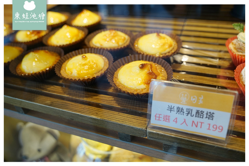 【台中下午茶甜點推薦】爆漿酥脆泡芙 超好吃卡滋卡滋棒 日芙洋菓子台中中友店