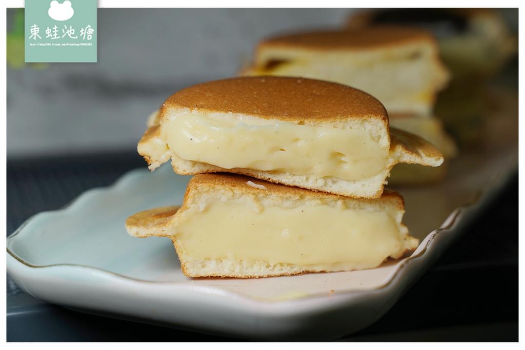 【台中大甲甜點推薦】每日超多限定口味 打卡按讚分享就送葡式蛋撻 荳荳莎莎紅豆餅