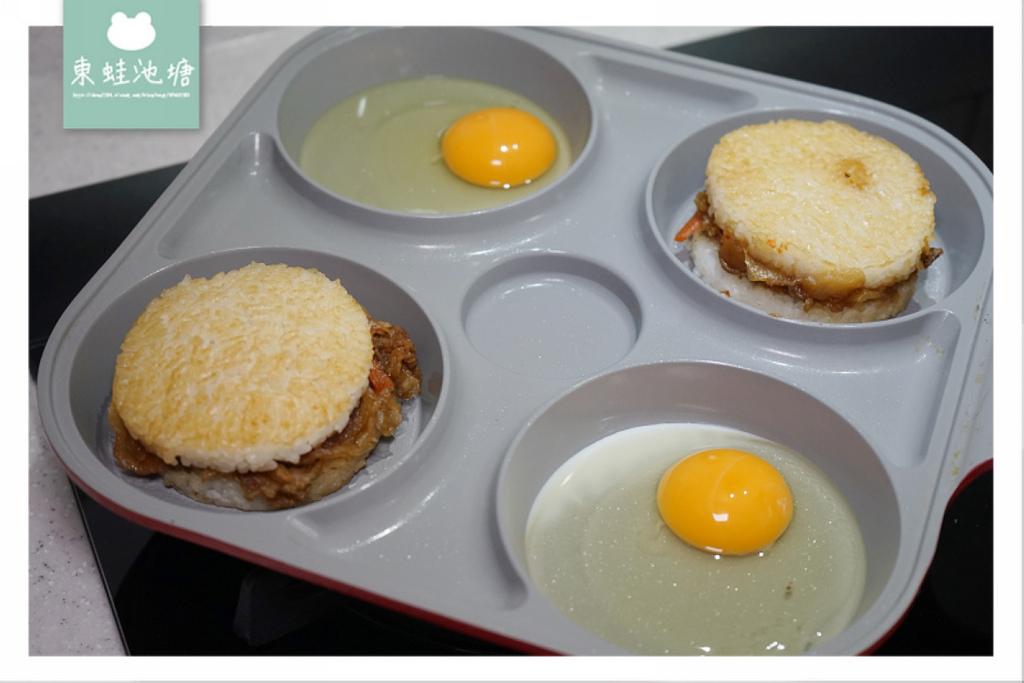 【好市多米漢堡推薦】宅配米漢堡快速微波即食 微波2分鐘即可食用 喜生食品