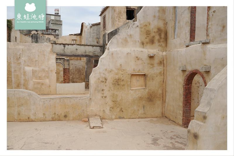 【金門必訪網美景點】沙黃色沙美老街頹屋 滿滿神祕異國風情 沙美摩洛哥