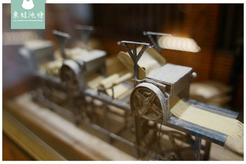 【大甲免費景點推薦】超過80年製麵歷史 古法紙捲麵DIY體驗 大呷麵本家故事館