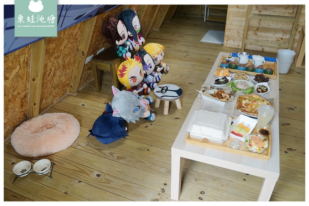 【台中親子景點推薦】鬼滅之刃主題泡泡屋下午茶 超日式和服體驗 海灣樂世界 HiONE World