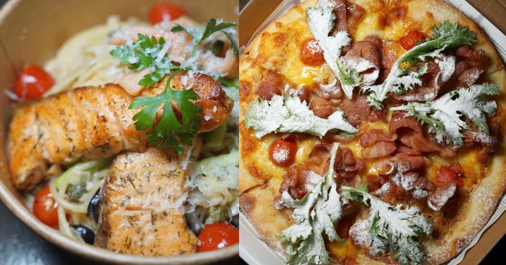 【基隆外帶美食推薦】基隆漁夫鍋冠軍餐廳 爐烤美味手作披薩 苗圃義大利餐廳