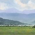 大地觀物3  2011  108x38.5cm