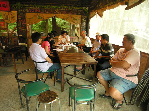 20100601東山自然休閒步道內部討論會議 (2).JPG