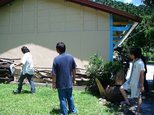 20100716東山自然休閒步道確認4個入口處&3處休憩點設置位置與模式 (8).JPG