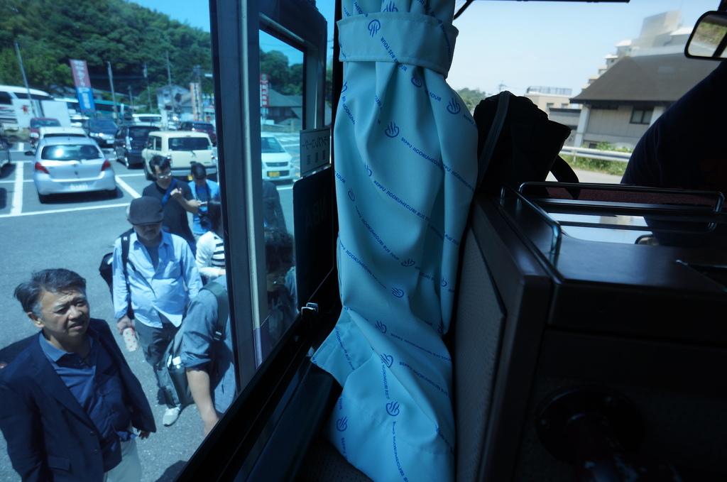 龜之井巴士地獄巡遊遊覽車