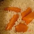 胡蘿蔔稀飯