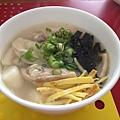 韓式餃子湯