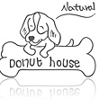 Donut House-Logo