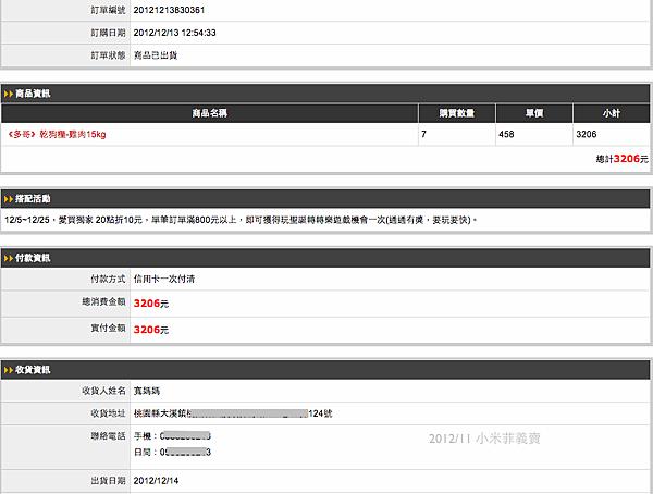2012.11小米菲義賣-3