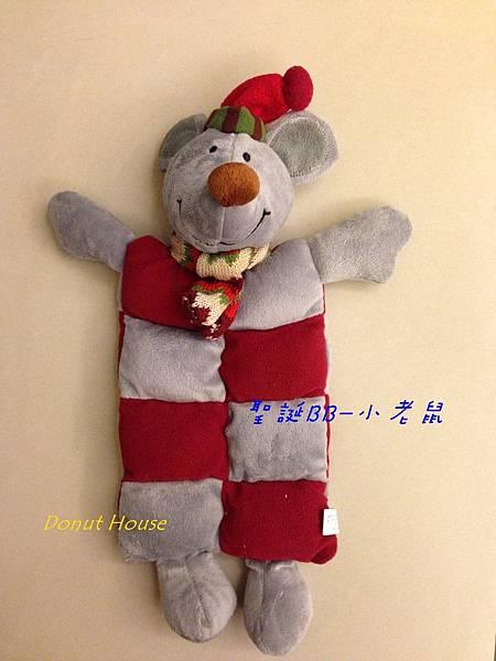 聖誕BB-小老鼠-1
