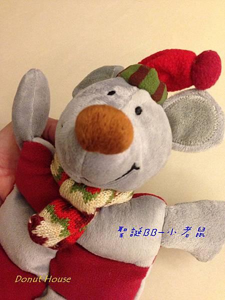 聖誕BB-小老鼠-2