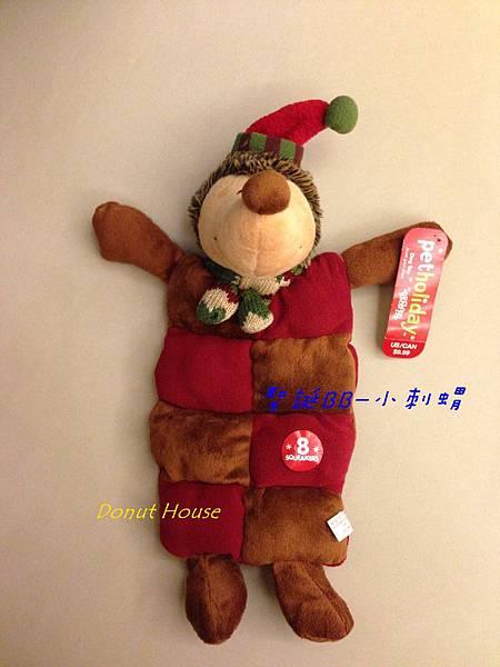 聖誕BB-小刺蝟-1