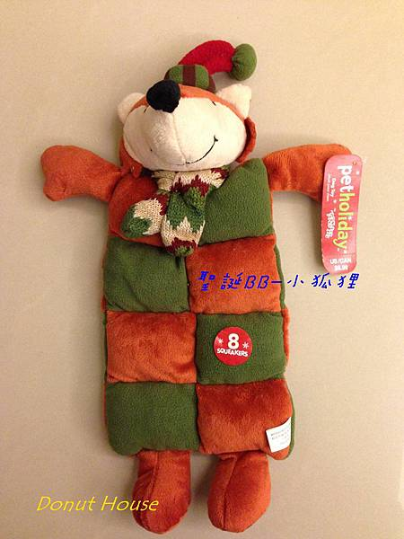 聖誕BB-小狐狸-1
