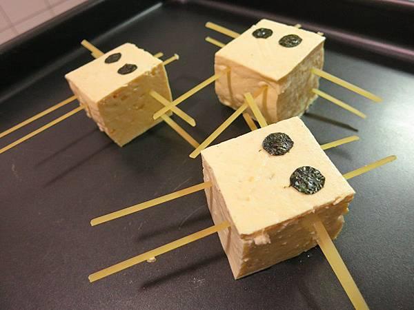 20130508豆腐超義大利麵1